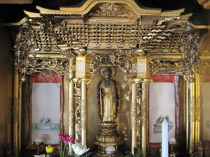仏壇,金灯篭