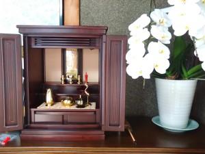 紫檀,仏壇