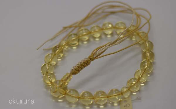 琥珀,数珠